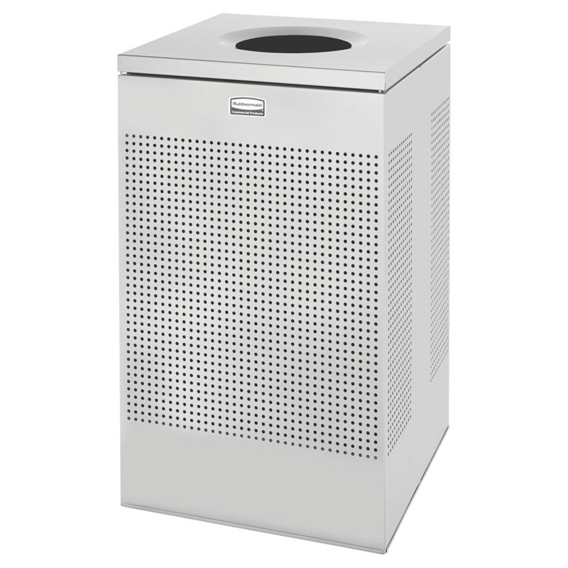 Designer Line Silhouettes Receptacle - 29 Gallon RCPSC18EPLSM
