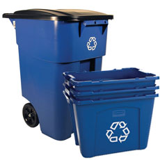 Recycling Solutions by Rubbermaid