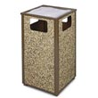 United Receptacle Aspen Outdoor Extra-Large Sand Urn Litter Receptacle - 24-Gallon UNIR18SU201PL