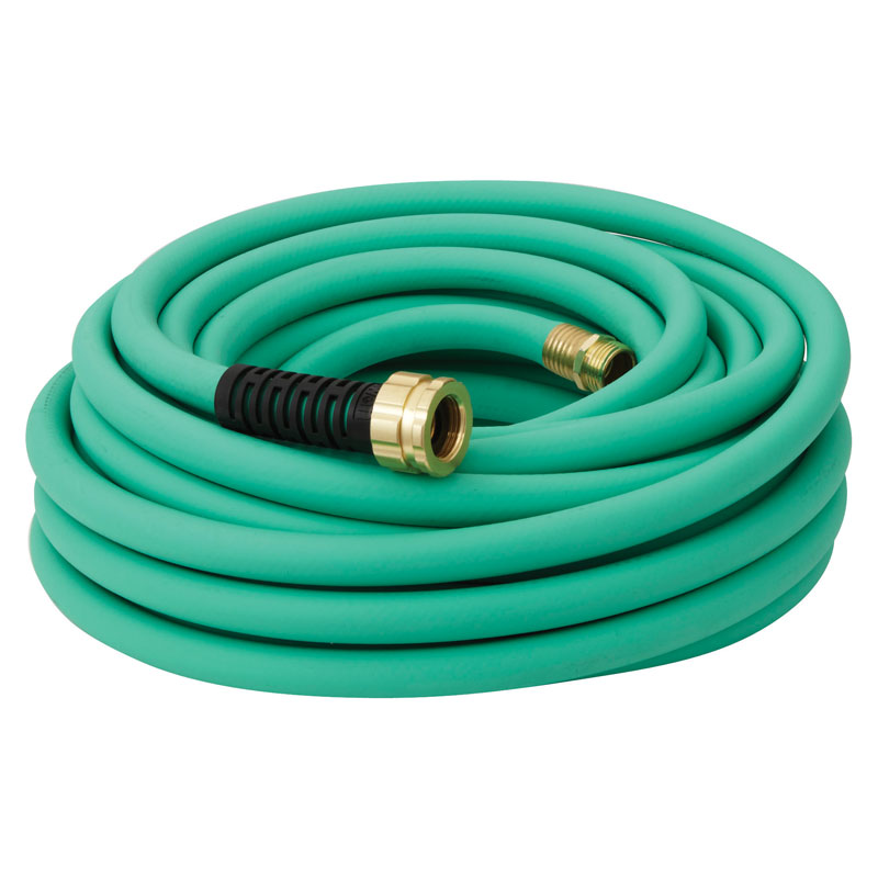50 Ft Soft Supple Heavy Duty Water Hose Unoclean