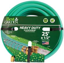 "25 ft. Flexogen Water Garden Hose - 1/2"" Dia."
