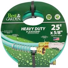 "25 ft. Flexogen Heavy-Duty Garden Hose - 5/8"" Dia."