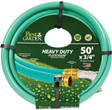 "50 ft. Flexogen Heavy-Duty Garden Hose - 3/4"" Dia."
