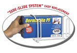 Glove Box Dispenser 'Side-Slide System'
