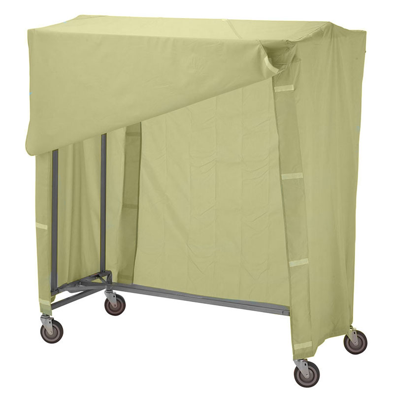 R&B Wire 742 Garment Rack Nylon Cover & Frame - Yellow