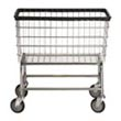 Commercial Large Capacity Metal Laundry Carts, Linen Carts, Heavy-Duty Wire Frame Laundry Carts - Laundry, Healthcare & Hospitality Logistics
