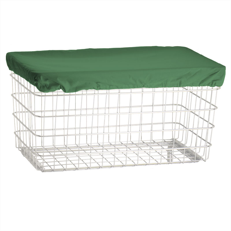 RB Wire 231 Green Nylon F Basket Cover Cap
