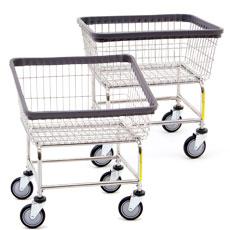 laundry cartstrucks by ru0026b wire - Laundry Carts