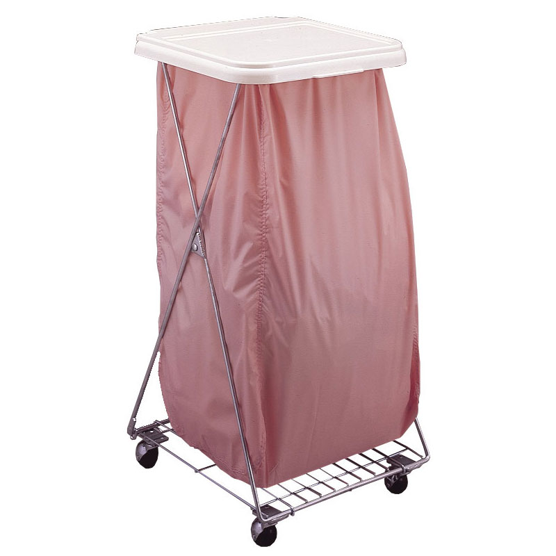 R&B Wire [641] Antimicrobial Portable Hamper Replacement Bag - Mauve