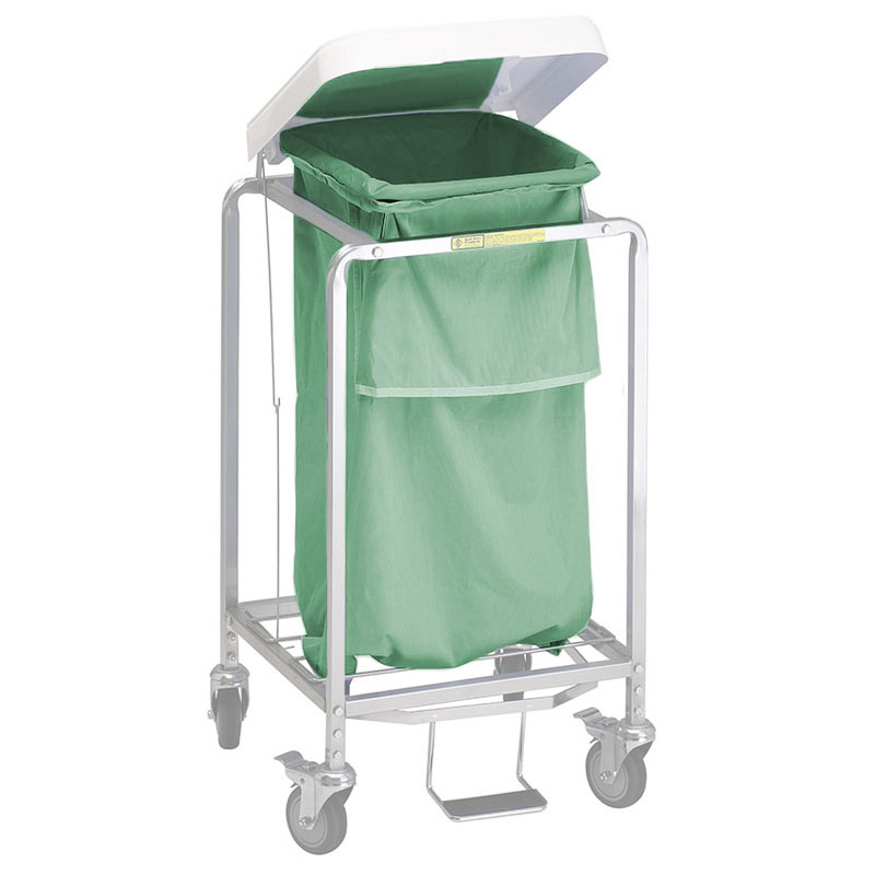 R&B Wire Leakproof Portable Hamper Replacement Bag - Green