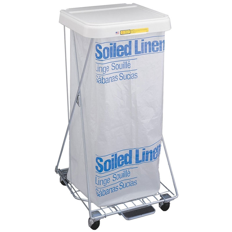 R&B Wire Soiled Linen Disposable Poly-Liners