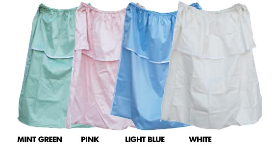 Leak Proof Bag Color Chart