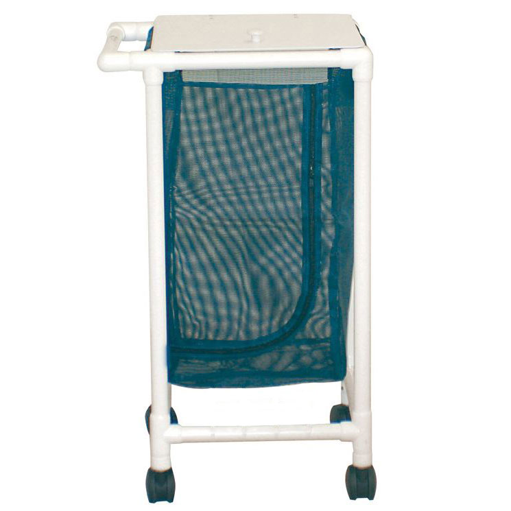 28 Gallon Single Laundry Hamper w/ Mesh Bag - UnoClean