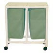 PVC Plastic Frame Hampers, Hospital Hampers, Healthcare Grade Laundry Hampers - Medical Logisitics Equipment