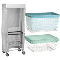 Laundry Cart Basket Covers & Liners
