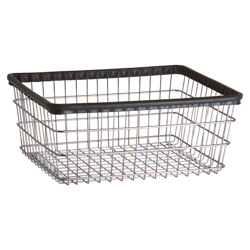 R&B Wire E Replacement Laundry Cart Basket - 2 1/2 Bushel