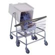 Commercial & Hospital Swivel Laundry Hampers & Linen Hampers - Laundry, Healthcare & Hospitality Logistics