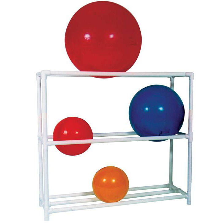 7010 Stationary Therapy Ball Storage Rack