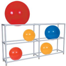 7000 Series - Therapy Ball Racks by MJM International