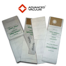 Advance Filters & Bags by Green Klean