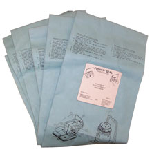 BG-CC28 Wide Area Vacuum Bags, Disposable - 5 Pack 332844