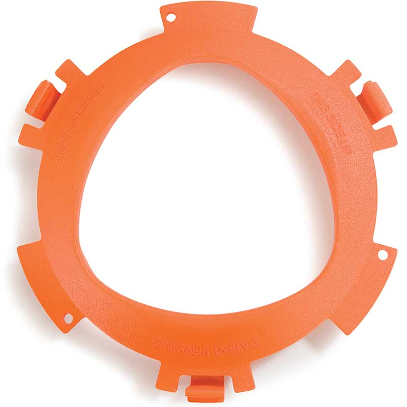 tri snap brush driver clutch plate 364148BD