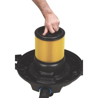 Channellock [VCF5] Utility Vac Standard Cartridge Air Filter