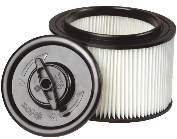 Wet/Dry Cartridge Vacuum Filter