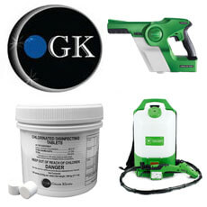 Green Klean Brand Products