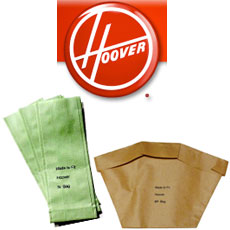 Hoover Filters & Bags by Green Klean
