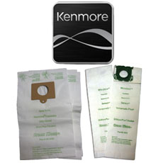 Kenmore Filters & Bags by Green Klean