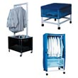 MJM International Laundry Cart Frames & Covers