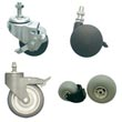 MJM International Replacement Single & Twin Wheel Casters