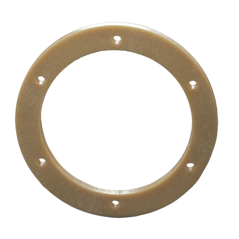 Plastic Ring Spacers : Quot plastic riser spacer plate unoclean