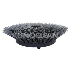 Mastercraft [254266] Cleanfix Scrubby 2-in-1 Scrubber Nylon Grit Scrub Brush - 6