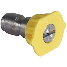 MI-TM 15D Yellow 4.0 Orifice Nozzle