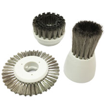 Handy Stainless Steel Brush - 3 Pack MS-MSHSS
