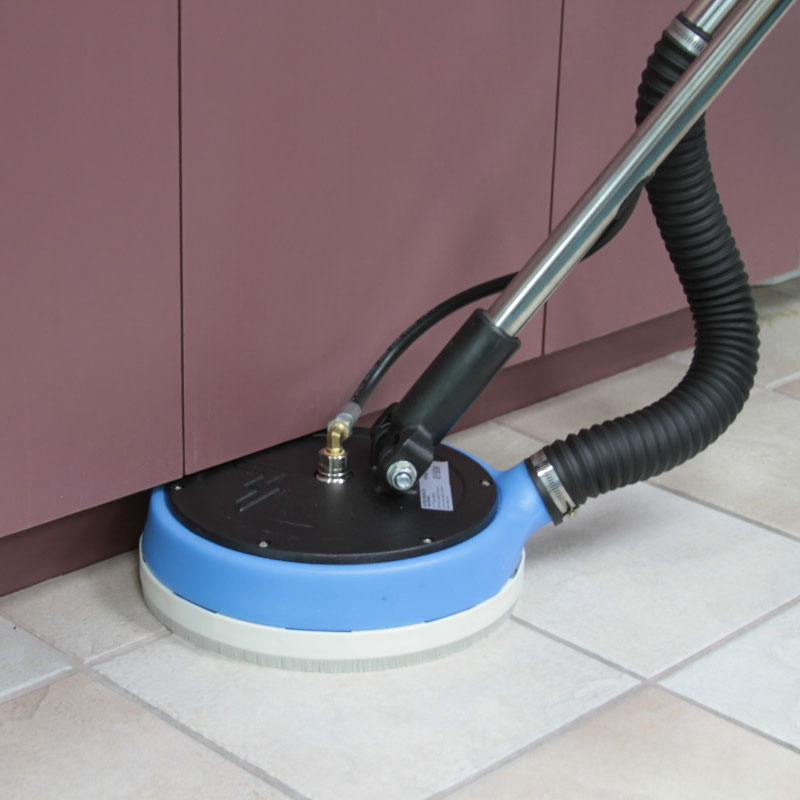 Spinner Hard Surface Cleaner Attachment 12 Quot Wand Style