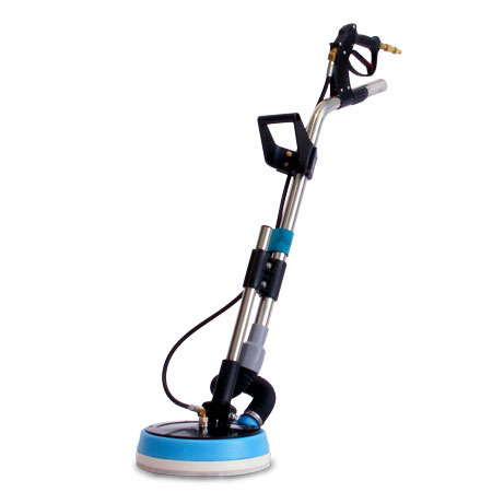 Mytee 8903 Spinner Hard Surface Cleaner Attachment - 1.5