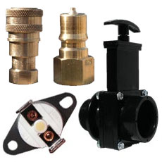 Switches, Valves & Thermostats