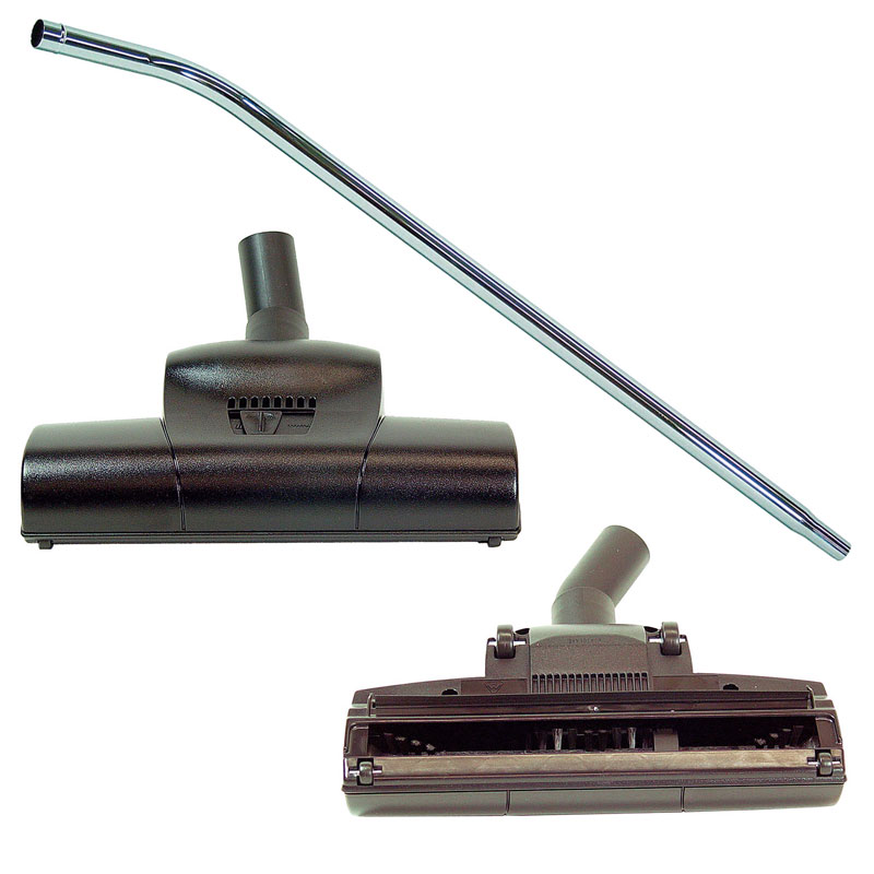 ProTeam Vacuum Turbo Brush w/ Wand 1.25