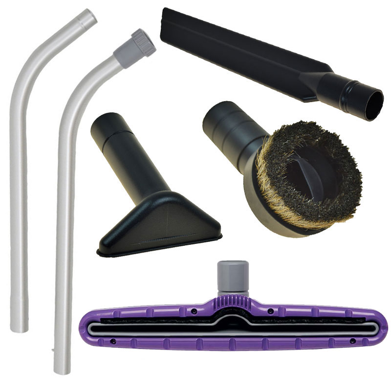 "Pro-Team Vacuum Commercial Two Piece 1.5"" Wand Attachment Kit B"