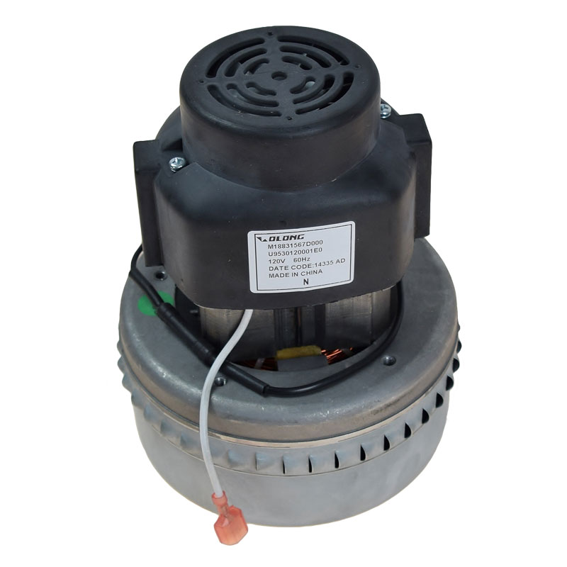 Proteam 2 stage motor assembly unoclean for 2 stage vacuum motor