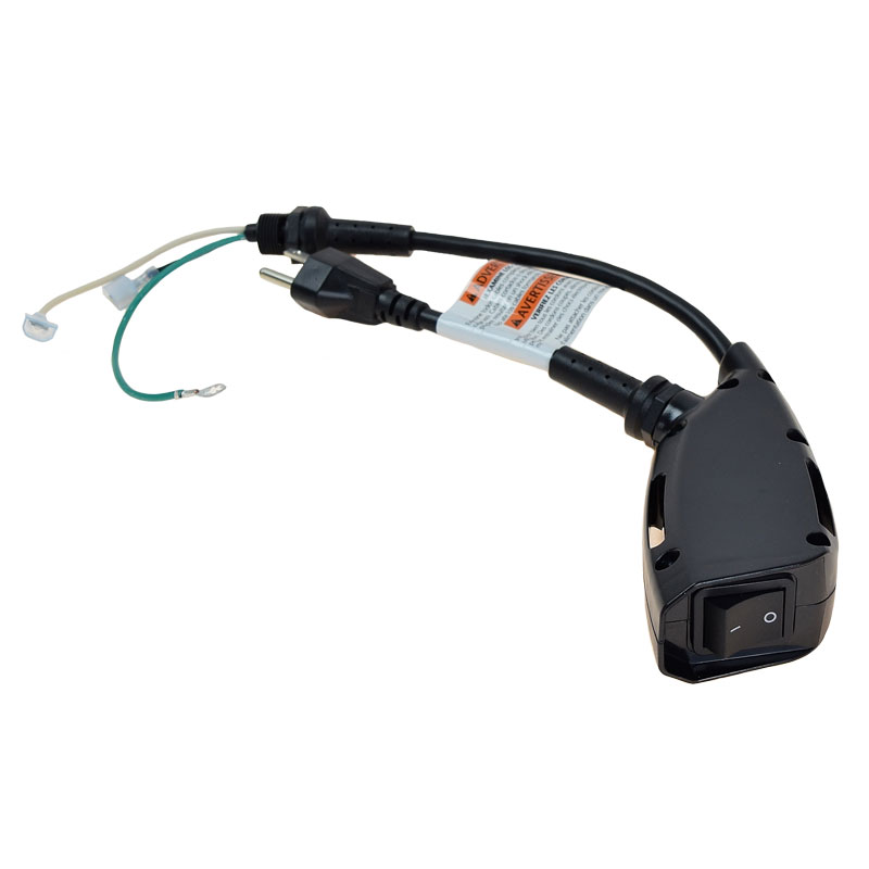 ProTeam 834037 Switch Cord and Power Cord Assembly