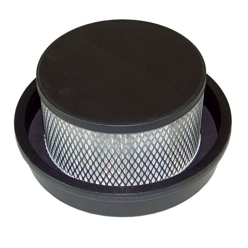 ProTeam True HEPA Filter Assembly Complete w/ Bottom Cap