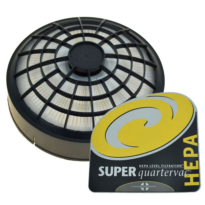 Pro-Team Super Quartervac Backpack Vacuum HEPA Filter Conversion Kit