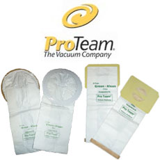 Pro-Team Filters & Bags by Green Klean