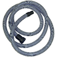 "1.4"" x 16' Vacuum Hose for S25/S50"
