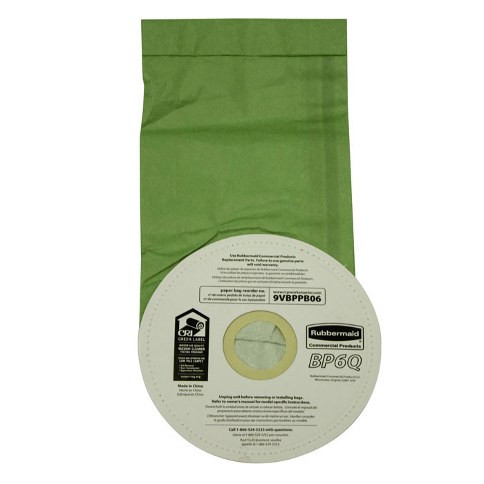 9BVPPB06 Disposable Vacuum Bags