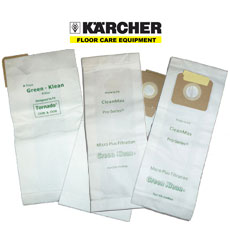Tornado/Karcher Filters & Bags by Green Klean